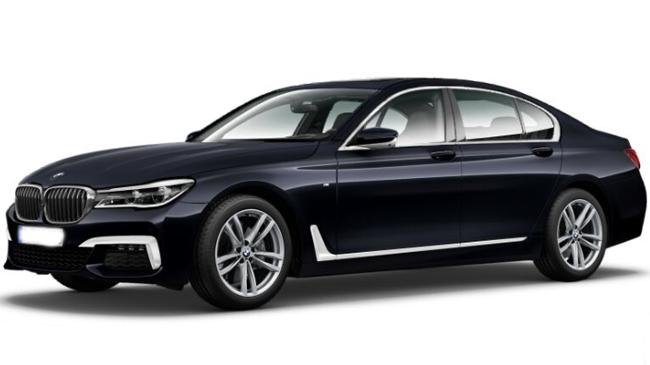 Photo de BMW SERIE 7 G11