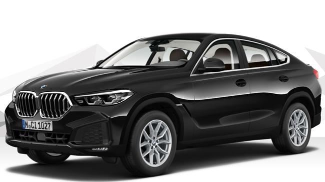 Photo de BMW X6 G06