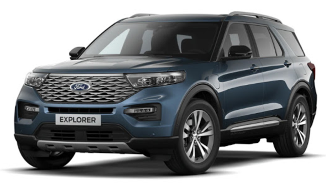 Photo de FORD EXPLORER