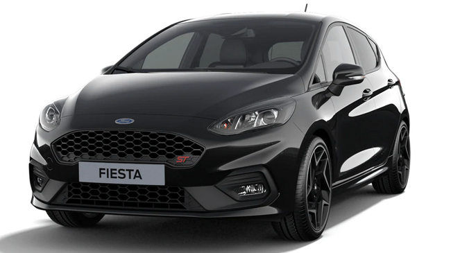 Photo de FORD FIESTA 6 ST