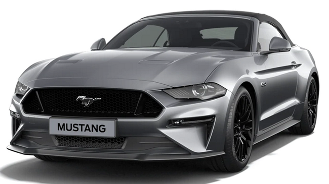 Photo de FORD MUSTANG 6 CABRIOLET
