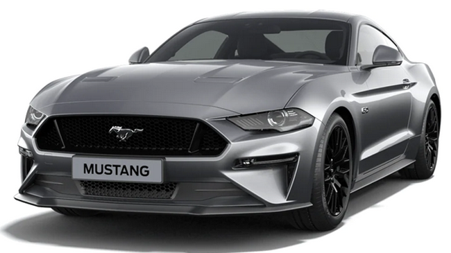 Photo de FORD MUSTANG 6 COUPE