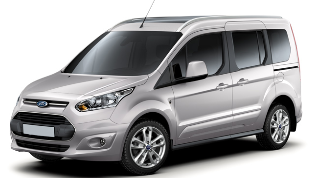 Photo de FORD TOURNEO CONNECT 2