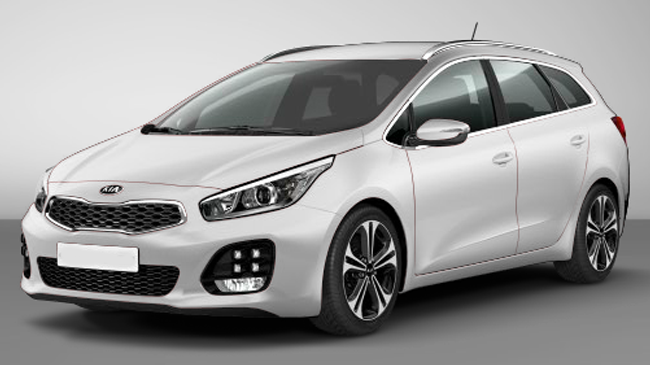 Photo de KIA CEE D SW