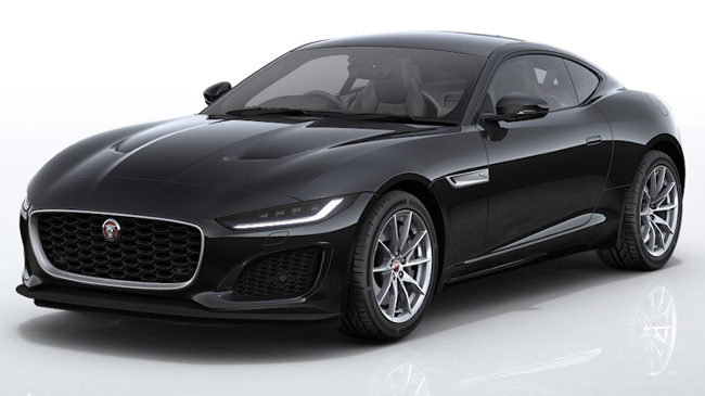 Photo de JAGUAR F-TYPE COUPE