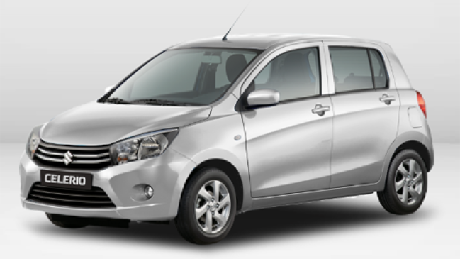 Photo de SUZUKI CELERIO