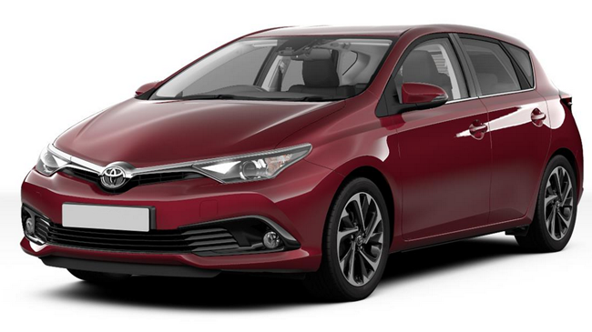 Photo de TOYOTA AURIS 2