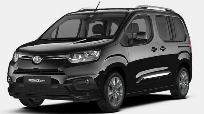 Photo de TOYOTA PROACE CITY VERSO