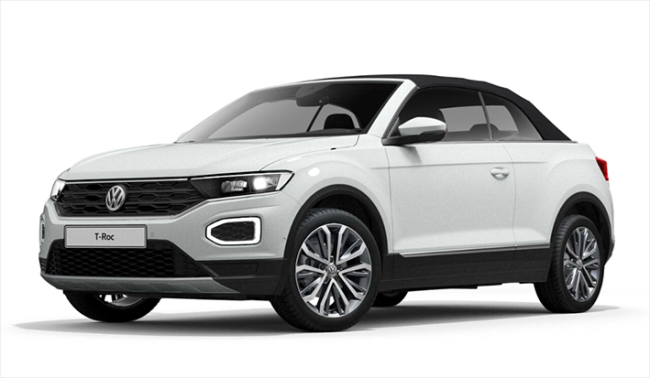 Photo de VOLKSWAGEN T-ROC CABRIOLET